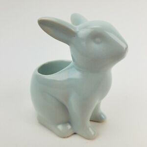 Yankee Candle Bunny Tealight Holder Easter Blue Light Blue