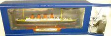 RMS Lusitania MODELLO BARCA ATLAS NUOVO nella scatola 1:1250 conf. orig. UI2 µ