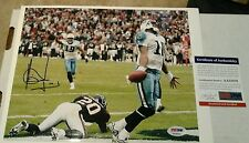 Vince Young Signed  8x10 Tennessee Titans  PSA DNA Authenticated