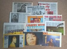 More details for shed seven  - uk press clippings, cuttings, interviews, memorabilia (nme, mm)