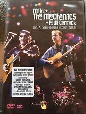Mike and the Mechanics: Live at Shepherd's Bush [Region 2] - Dvd Like New