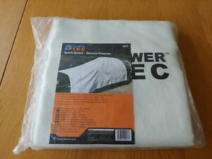 Large Spark Proof Welding & Grinding Shield Blanket 3.4M X 1.2M 3400 x 1200mm