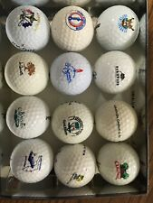 Golf Balls - new, experienced, special logos - resorts, companies, courses, more