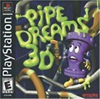 Pipe Dreams 3D Playstation 1 Game PS1 Used Complete