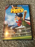 Everyone's Hero DVD (2-sided Disc with Widescreen and Fullscreen Versions)