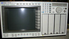 HP AGILENT  83480A Digital Communications Analyzer - Modular PLATFORM