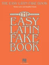 The Easy Latin Fake Book Sheet Music 100 Songs in the Key of C Easy Fa 000240333