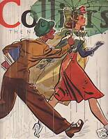 1940 Colliers May 25-Woman Bullfighter; Mussolini's Son