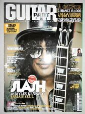 MAG ROCK GUITAR PART N°218 * SLASH & MYLES KENNEDY / JIM MARSHALL /PARTITIONS *