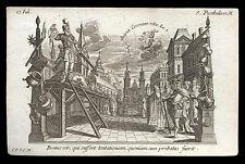 santino incisione 1700 S.PANTALEONE MEDICO M.  klauber