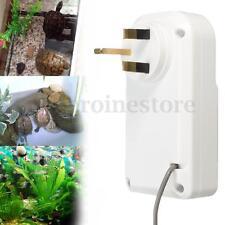 Digital LCD UK Plug in Thermostat Temperature Controller Refrigerator Incubator