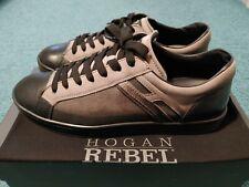 Sneakers Hogan Rebel color grigio piombo nr 8.5 (42.5)