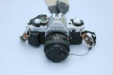 New listing Canon Ae-1 Program with 50mm F1.8
