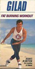 Gilad: Fat Burning Workout (VHS, 1990)