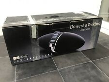 Boxed! Pristine! B&W Zeppelin Speaker System Bowers Wilkins iPhone
