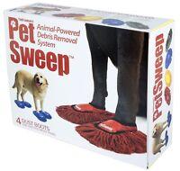 PETSWEEP Dust Boots Prank Fake Gag Funny retirement Dog Cat PARODY Joke Gift Box