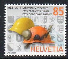 Svizzera Gomma integra, non linguellato proteggere 2013 SG1958 e i servizi di supporto