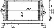 INTERCOOLER RENAULT ESPACE IV 3.0 DCI - OE: 8200033732 - NUEVO!!