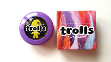 Mac 100% authentic Trolls Limited Edition Eye Shadow Single *Black Tied* NEW