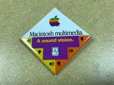 PIN: Apple Computer Macintosh Multimedia -- Authentic