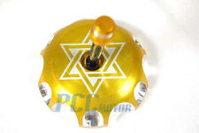 GOLD CNC BILLET FUEL GAS CAP For YAMAHA 2004-2009 YZ85 YZ 85 M GC20