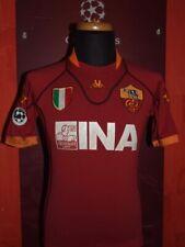 TOTTI ROMA 2001-2002 MAGLIA SHIRT CALCIO SOCCER FOOTBALL JERSEY MAILLOT CAMISETA