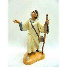 Pastore Arabo Cammelliere Fontanini Cm 12 Pastori Presepe