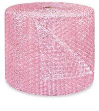 "1/2"" Large Bubble Wrap Cushioning Anti-Static Roll Padding 125' x 24"" Wide 125FT"