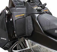 Skinz Snowmobile Console Knee Pads For 2010-2016 Polaris Pro Ride Rush Chassis