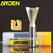 """ARDEN Dovetail Router Bits 1/2*3/8-1/2"""" shank 1/2×3/8 Dovetail Woodworking Bits"""