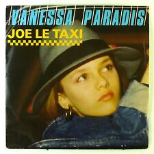"7"" Single - Vanessa Paradis - Joe Le Taxi - S2026 - washed & cleaned"