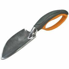 Amtech Deluxe Garden Hand Trowel Aluminium Blade Potting Weeding Comfort Grip