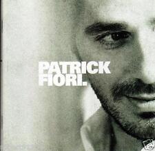 CD audio.../...PATRICK FIORI.../...MARSEILLE....../...
