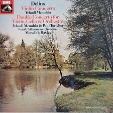 ASD concierto para violín 3343 Delius/Doble Concerto/Menuhin/Tortelier/Dav..