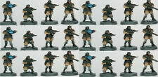Imperial Guard Infantry Troops x24 - New on Sprue - 28mm Sci Fi Miniatures - WA