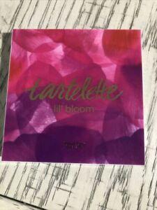Tarte Tartelette LIL' BLOOM Eyeshadow Palette - 9 Neutral Shades - NEW & no box