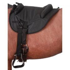 Tough-1 Black Premium Bareback Pad Horse Tack Equine 31-910