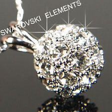 Unbranded Crystal Round Stone Costume Necklaces & Pendants
