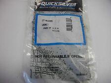 Quicksilver air valve gasket 27-863285 Mercruiser 8.1 liter engine