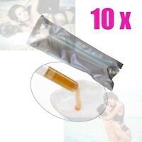 10x Vaginal Tightening Gel Rejuvenating Shrink Creme NATURAL single applicators