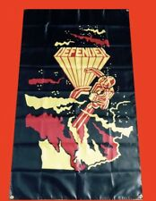 LARGE Defender Arcade Video Game Banner Flag Poster FREE SHIPPING