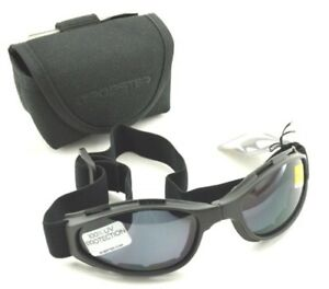 Crossfire Folding Goggles Bobster Black BCR001