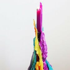 Drip Candles 25 Pack - MultiColor Drip Candles