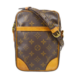 LOUIS VUITTON DANUBE CROSS BODY SHOULDER BAG PURSE MONOGRAM M45266 SL0070 71566