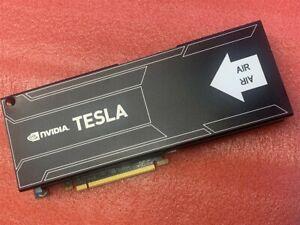 NVIDIA Tesla K10 GPU Accelerator PCI-E 8GB Dual GPU front to back air flow