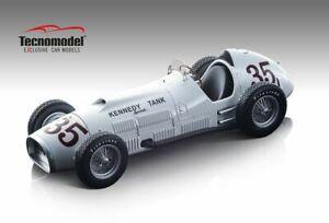 Model Car Scale 1:18 Tecnomodel Ferrari 375 F1 Indy Indianapolis Gp Kennedy