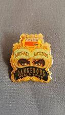 Michael Jackson Dangerous Pepsi PIN
