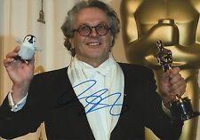 "George Miller ""Oscar 2016/mad MAX"" AUTOGRAFO SIGNED 20x30 cm immagine"