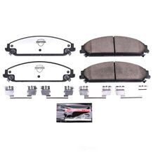 Disc Brake Pad Set Front Power Stop Z37-1058