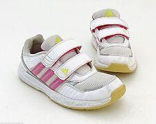 adidas Schuhe für Mädchen aus Kunstleder mit Klettverschluss